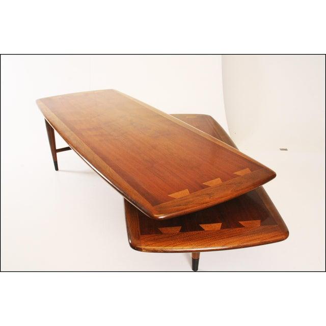 Mid-Century Modern Boomerang Coffee Table