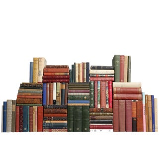 Curated French Library - Set of 100