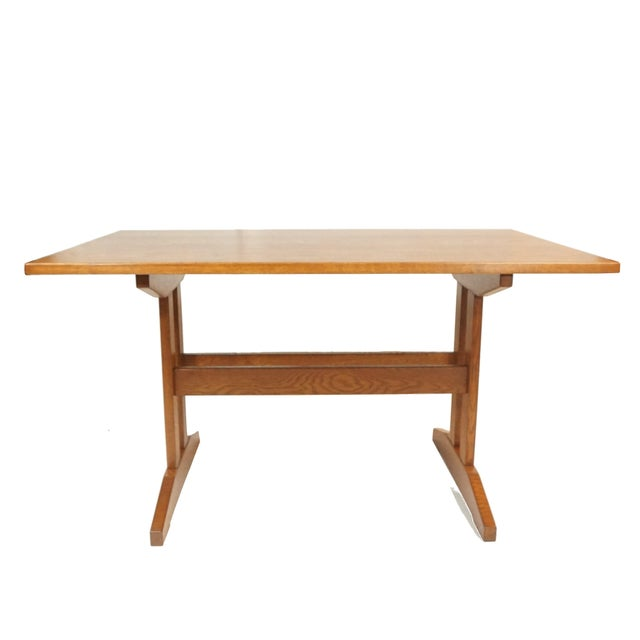 Vintage Danish Shaker Table - Image 6 of 10