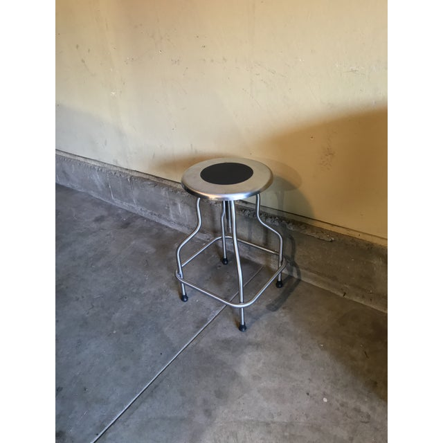 Design Within Reach Precision Stools - Set of 4 - Image 3 of 4