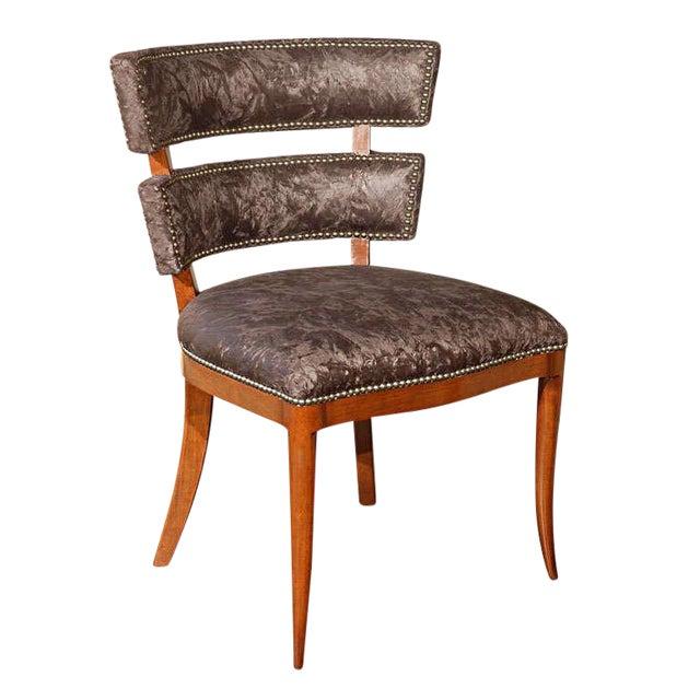 Paul Marra Klismos Style Chair - Image 1 of 8
