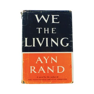 1959 'We the Living' by Ayn Rand