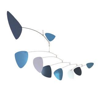 Blue Calder Style Mobile