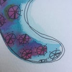 Image of Octopus Watercolor Painting