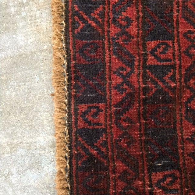Vintage Persian Rug - 3' x 5' - Image 8 of 8