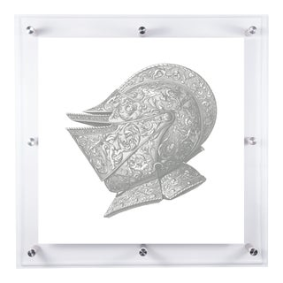 Mitchell Black Home Helmet Wall Art