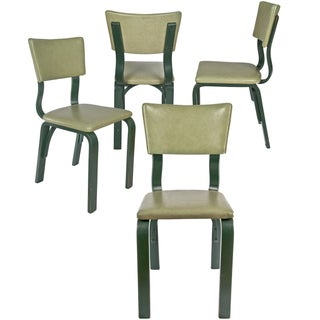 Thonet New York Bentwood Chairs - Set of 4