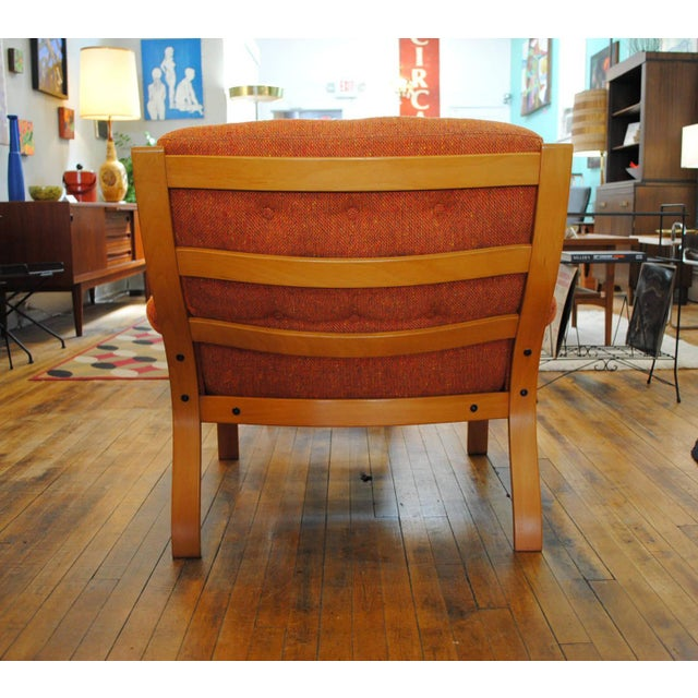 Norwegian Modern Lounge Chair - Image 5 of 11
