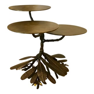 Arteriors Spiegel Brass Table