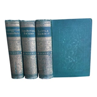 1885 Dickens Collection - Set of 3