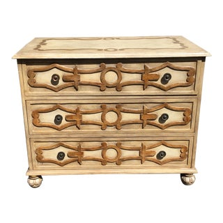 Superb Nancy Corzine Designer Commode Chest of Drawers