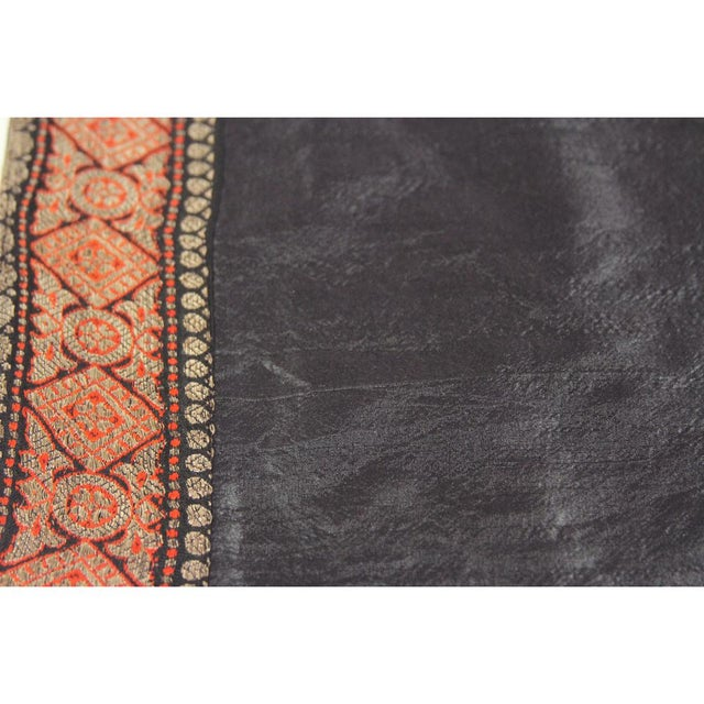 Ebony Heritage Silk Runner - Image 2 of 4