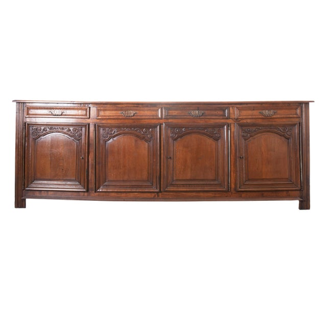 French 19th Century Oak Enfilade - Image 1 of 10