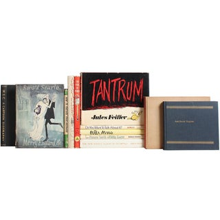 Vintage Twentieth-Century Cartoon Classics - Set of 12
