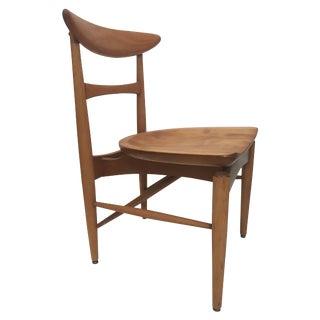 Mid-Century Modern Danish Birch Chair