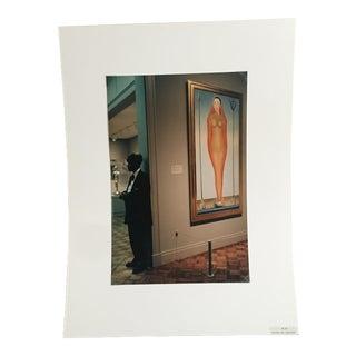 Chicago Art Institute Photograph