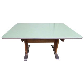 Machine Age Formica Top Desk