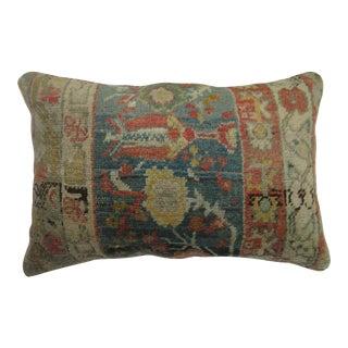 Angora Oushak Bolster Rug Pillow
