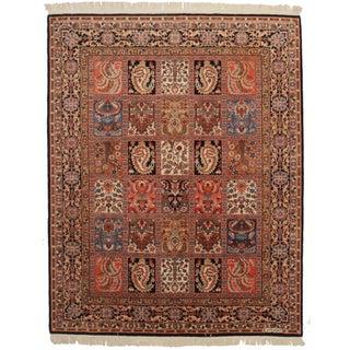 "RugsinDallas Vintage Persian Style Rug - 7'10"" X 8'10"""
