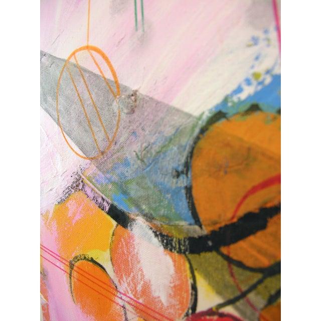 Christine Bush Roman Original Painting - Shadow - Image 3 of 5