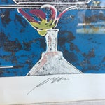 Image of Mid-Century Signed Hans Erni Lithograph