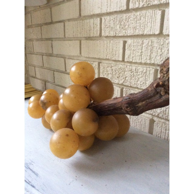 Large Italian Alabaster Grapes - Image 7 of 12