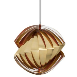 Model Konkyle Ceiling Lamp by Louis Weisedorf