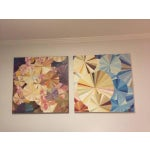 Image of Modshop Parisol Abstract Oil Painting