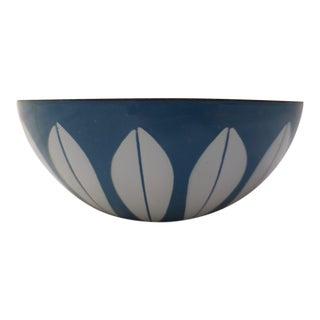 Catherineholm Mid-Century Lotus Leaf Enamel Bowl