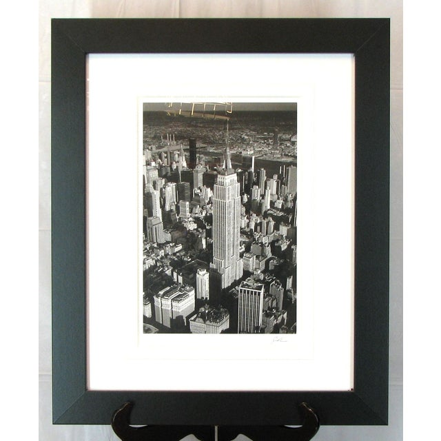 Framed Photograph - Empire State Building Kalisher - Image 2 of 5