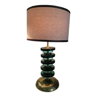 Mid-Century Fontana Arte Table Lamp
