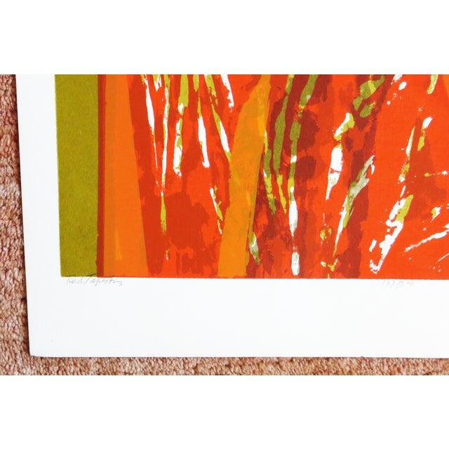 Seong Moy Vintage Abstract Print - Image 6 of 9