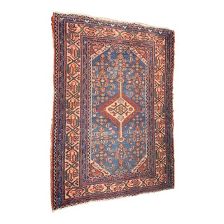 "Bellwether Rugs Antique Persian Malayer Rug- 3'2"" X 4'5"""