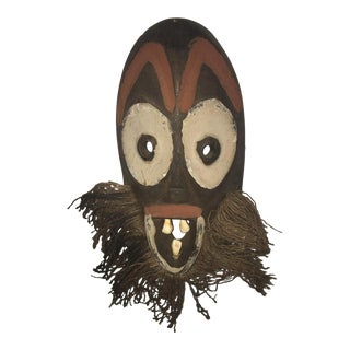 Vintage Malindi Tribal Icon Mask