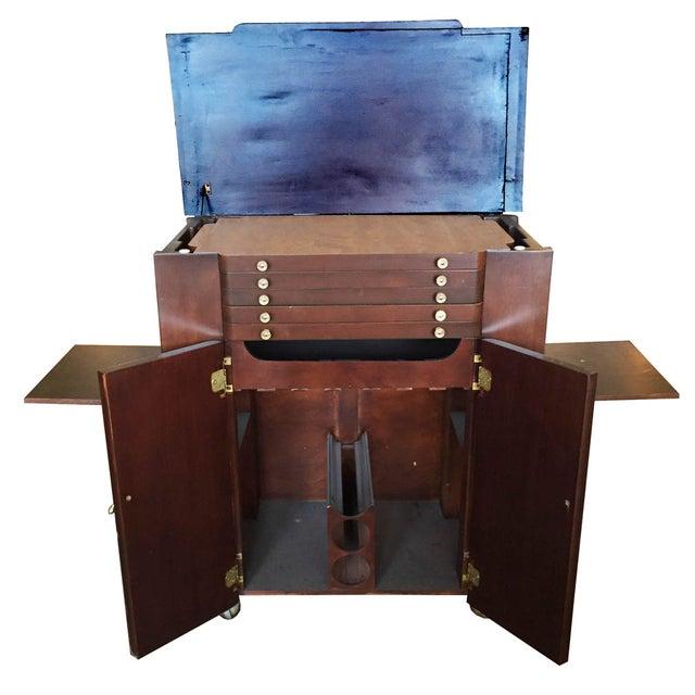 Vintage Entertaining Cabinet - Image 4 of 4