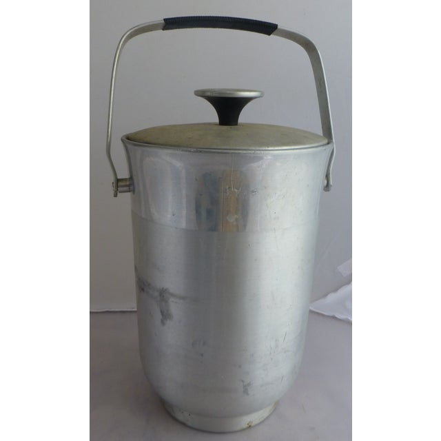 Mid-Century Italian Ice Bucket - Image 2 of 10