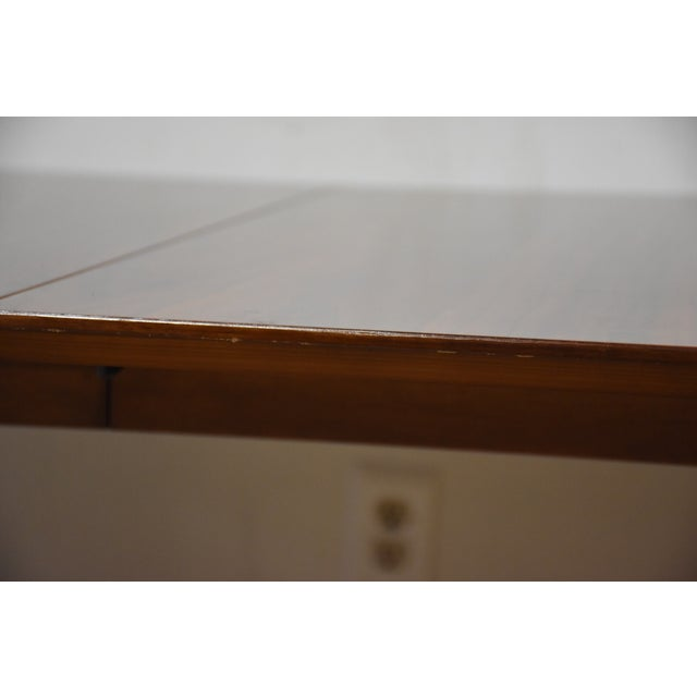 Walnut Dining Table - Image 6 of 11