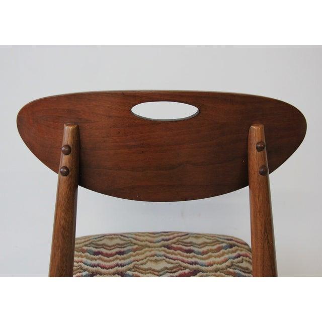 Vintage Mid-Century Modern Desk Chair - Image 6 of 10