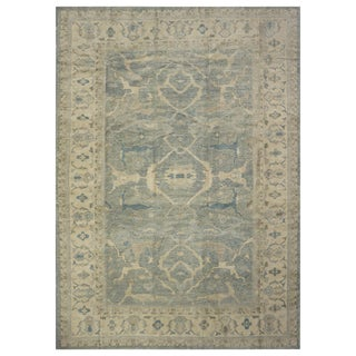 New Turkish Oushak Rug - 10'2''x15'6''