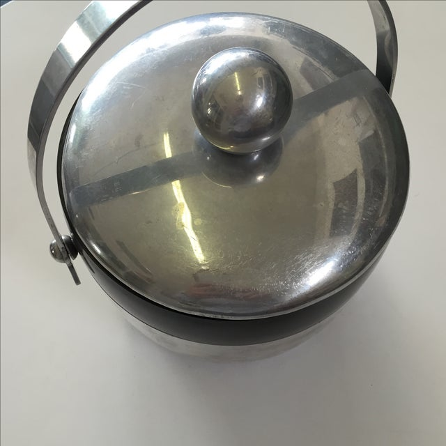 Kromex Aluminum Ice Bucket - Image 2 of 6