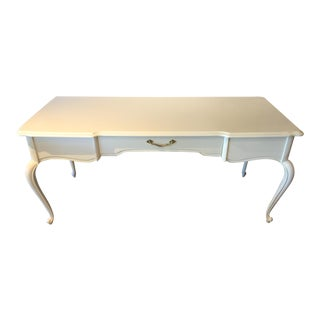 Lacquered French Style Bassett Desk