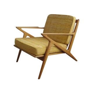 Danish Modern Poul Jensen Z Chair