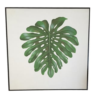 Jungle Leaf Artwork II