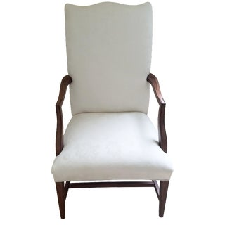 Ethan Allen Hadley Tapered Chairs - A Pair