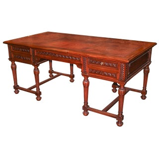 French Louis XVI Library Desk