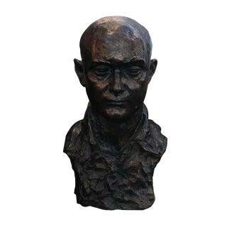 Antique Bronze Male Figure