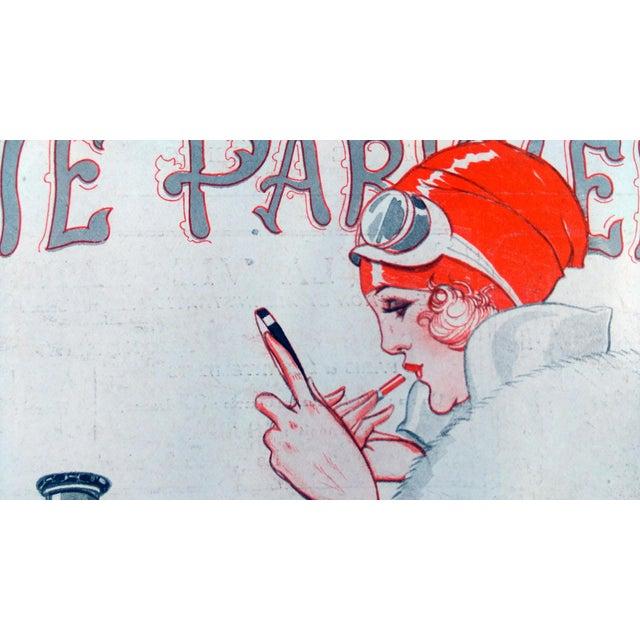 1922 La Vie Parisienne Cover Prints - a Pair - Image 7 of 9
