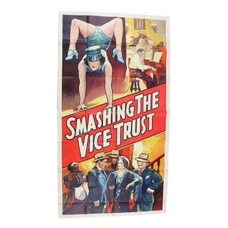 Original 1937 Lithograph Movie Poster