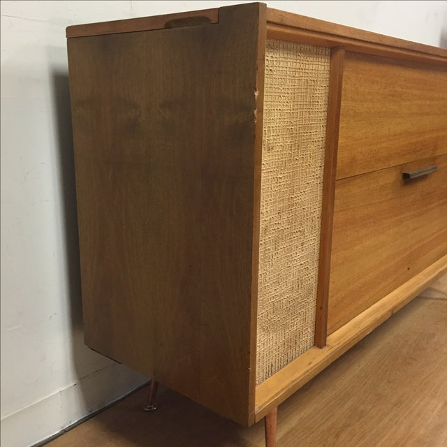 Mid-Century Saba German Radio Console - Image 4 of 11