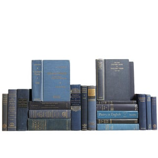 Midnight Scroll's Poetry: Midcentury Blue Books, S/20